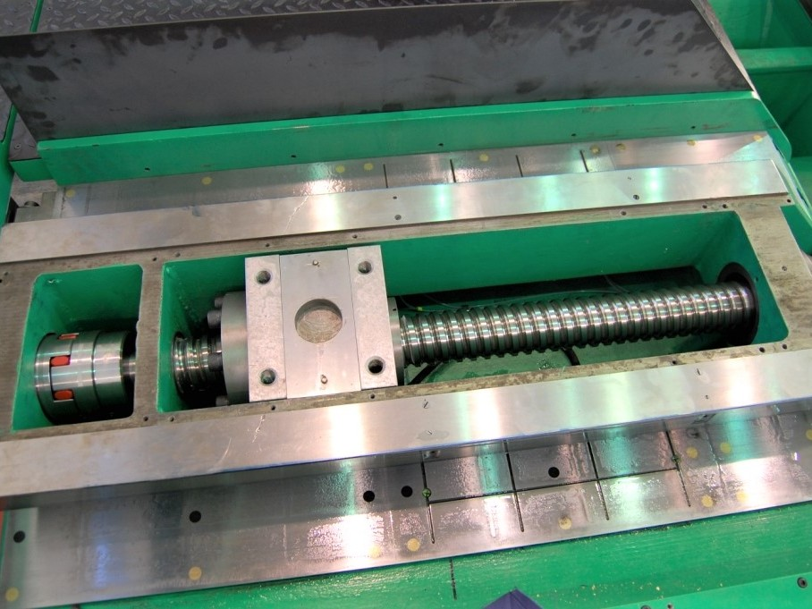 METEX Group GmbH Walzenschleifmaschinen